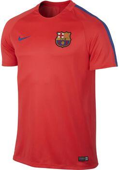 Nike FC Barcelona trainingsshirt 2016/2017 Heren Rood