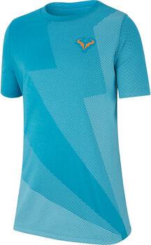 Nike Rafa GX shirt Jongens Blauw
