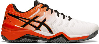 Asics GEL-Resolution 7 Clay tennisschoenen Heren Wit