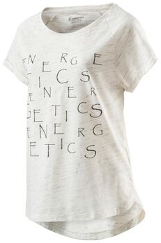 ENERGETICS Cully 2 shirt Dames Wit
