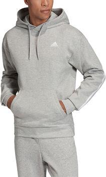 ADIDAS Must Haves 3-Stripes hoodie Heren Grijs
