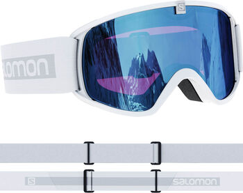 Salomon Force Photo skibril Wit