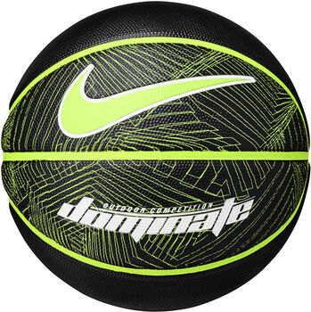 Nike Dominate 8P basketbal Zwart