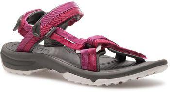 Teva Terra Fi Lite sandalen Dames Roze