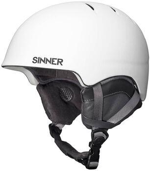 Sinner Lost Trail helm Wit