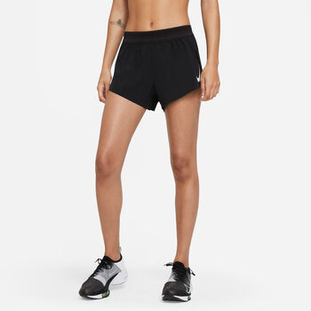Nike Aeroswift short Dames Zwart