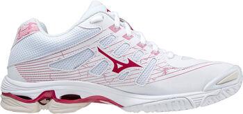 Mizuno Wave Voltage volleybalschoenen Dames Wit