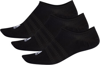 adidas No-Show sokken (3 paar) Zwart