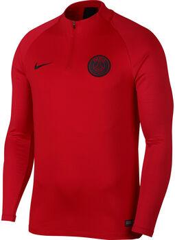 Nike PSDry Strike Dril shirt Heren Rood