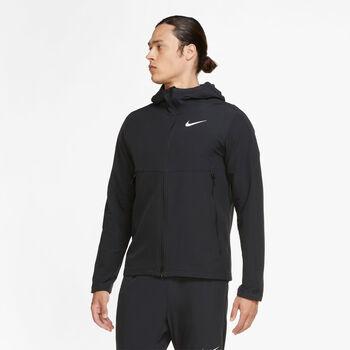 Nike Therma jack Heren Zwart