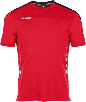 Hummel Valencia t-shirt Heren Rood
