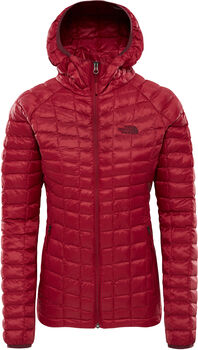 The North Face Thermoball Sport jack Dames Rood