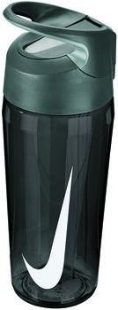Nike Hypercharge Straw drinkfles 475ml Grijs
