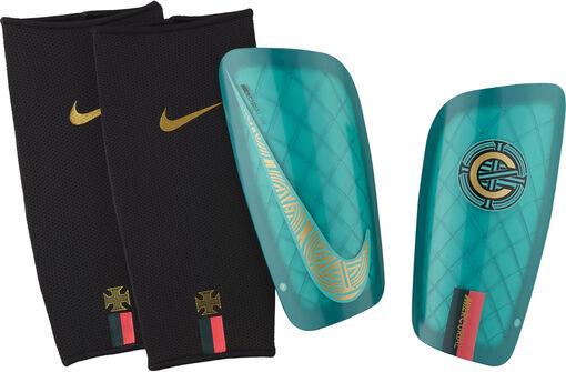 Nike - CR7 Mercurial scheenbeschermers - Heren - Accessoires - Groen - M
