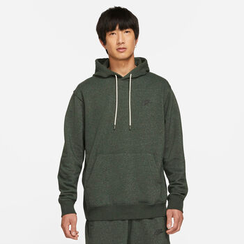 Nike Sportswear hoodie Heren Groen