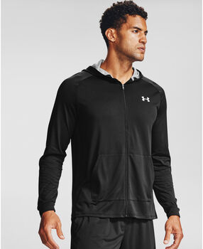 Under Armour Tech 2.0 FZ hoodie Heren Zwart