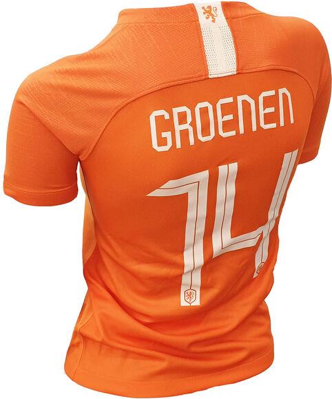 Nederland jr thuisshirt Groenen