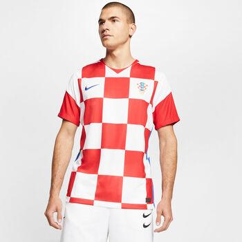 Nike Kroatië 2020 Stadion thuisshirt Wit