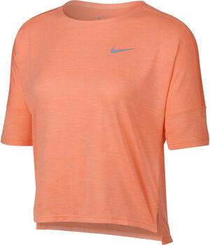 Nike Dry Medalist shirt Dames Oranje