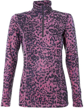 Brunotti Aquila fleece Dames Rood