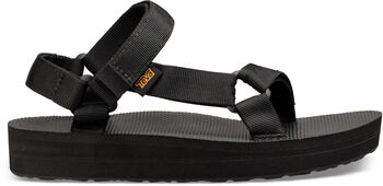 Teva Midform Universal sandalen Dames Zwart