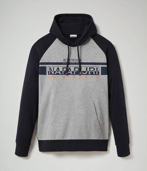Napapijri Bebel sweater Heren Grijs