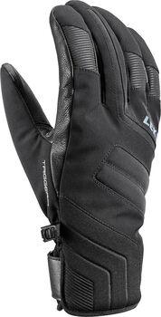 Leki Falcon 3D handschoenen Heren Zwart