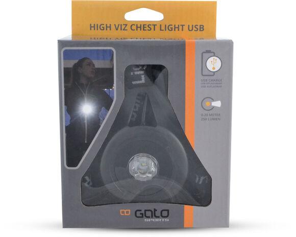 High Viz Chest light