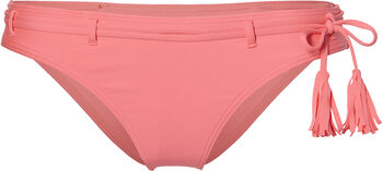 O'Neill Hip Fit Belted bikinibroekje Dames Rood
