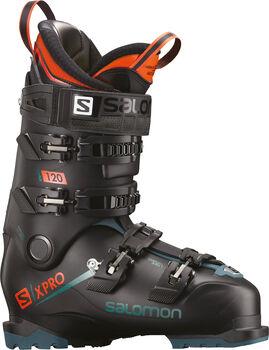 Salomon X Pro 120 skischoenen Heren Zwart