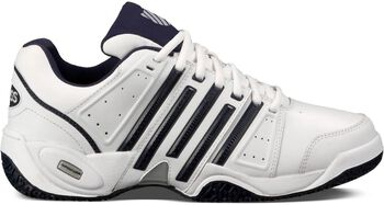 K-Swiss Accomplish II LTR Omni tennisschoenen Heren Wit