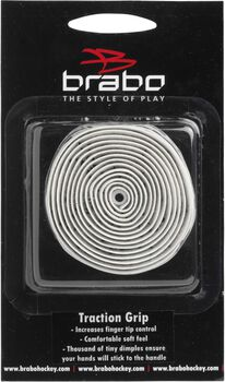 Brabo Traction hockeygrip Wit