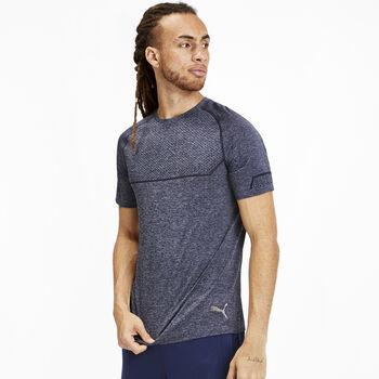 Puma Energy Seamless shirt Heren Blauw