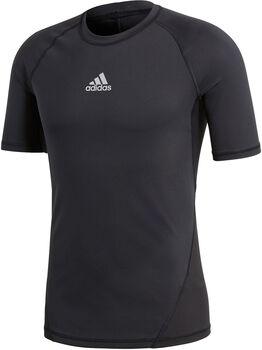 adidas Alphaskin shirt Heren Zwart