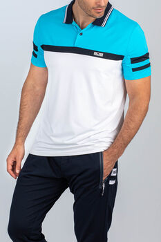 Sjeng Sports Leon polo Heren Blauw