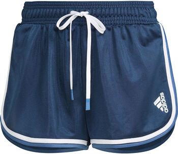 adidas Club Tennis short Dames Blauw