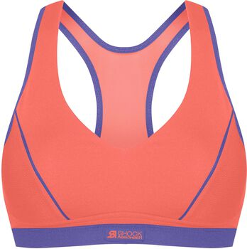Shock Absorber Active Sports Padded sportbeha Dames Roze