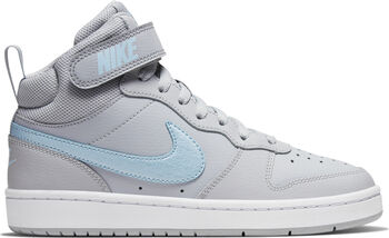 Nike Big Kids' Shoe Jongens Grijs