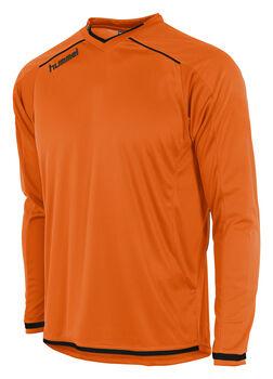 Hummel Leeds Shirt Ls Heren Oranje