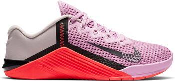 Nike Metcon 6 fitness schoenen Dames Roze