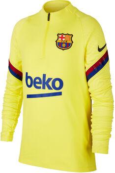 Nike FC Barcelona Strike kids top Jongens Geel