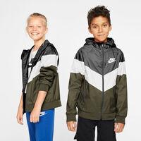 Sportswear Hooded kids jack