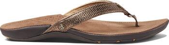 Reef Miss J-Bay slippers Dames Grijs