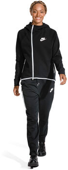 Nike Sportswear Tech Fleece broek Dames Zwart