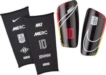 Nike Mercurial scheenbeschermers Rood