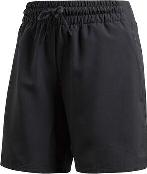 ADIDAS Knee-Length Short Dames Zwart