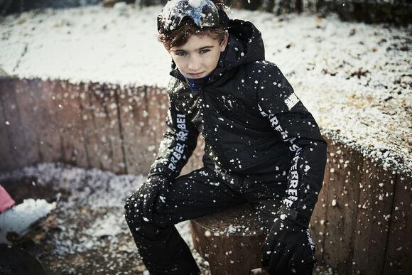 Sustainable Plain kids skibroek