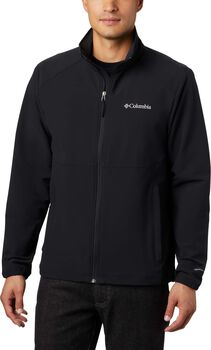 Columbia Heather Canyon Non Hooded jack Heren Zwart
