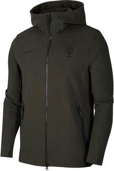 Nike Portugal Tech Pack Hoodie Heren Groen