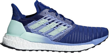 ADIDAS Solar Boost hardloopschoenen Dames Blauw